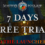 How to grab the free 7 day trial ?