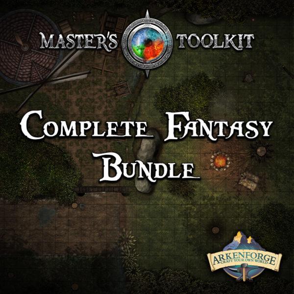 Complete fantasy bundle