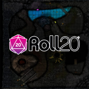Animated dnd maps on Rolll20